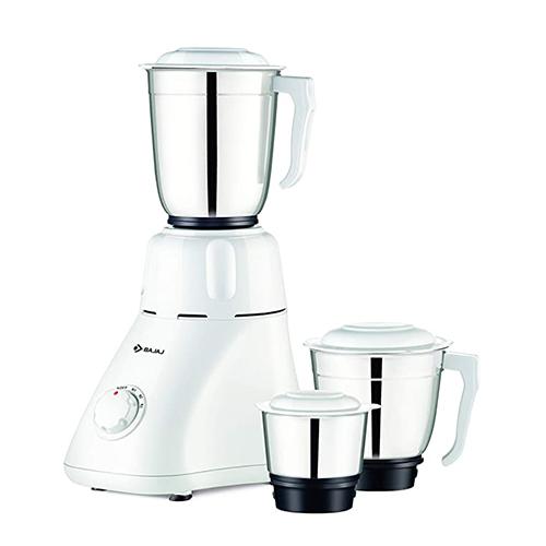 Bajaj Mixer Grinder Bravo 3 Jar Deluxe 410175