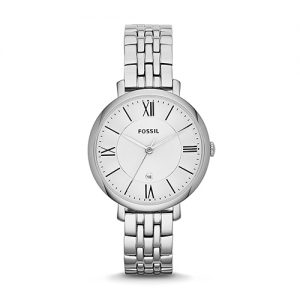 Fossil Analog Silver Dial Womens Watch ES3433I