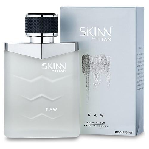 Titan Skinn Raw Perfume For Mens 100 Ml NCFM01PGC