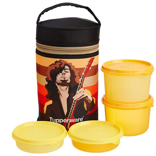 Tupperware Rocker Lunch with Bag