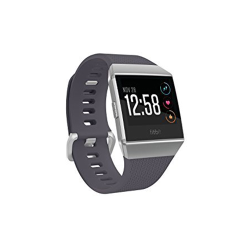 FITBIT Ionic Charcoal and Smoke Gre