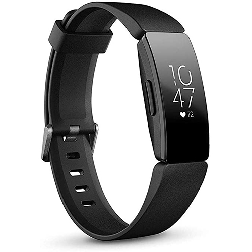FitbitInspire HR Health and Fitness Tracker With Heart Rate