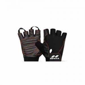 Nivia Cobra Gym Gloves L Size