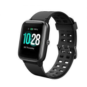 Portronics Smart Watch with Fitness Tracker YOGG Kronos-a